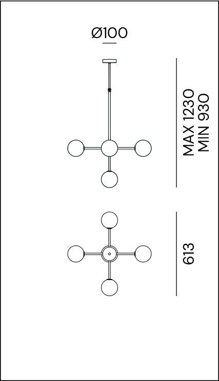 Molecola Lampe 275.09