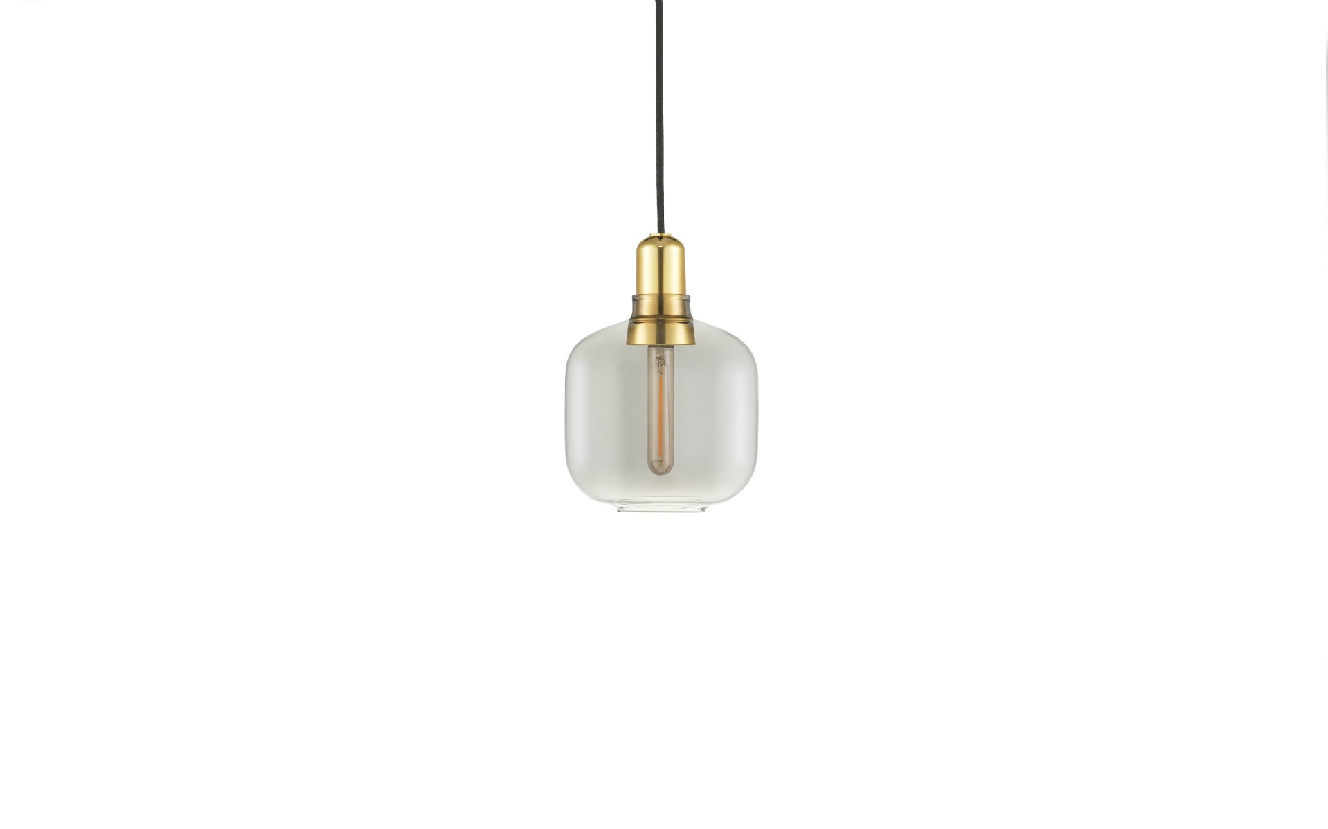 NORMANN Amp Brass Light Small