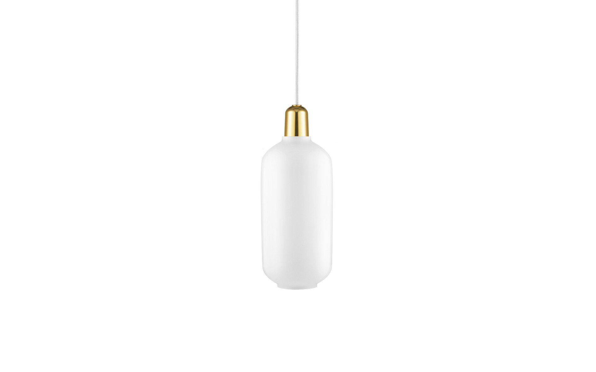 NORMANN Amp Brass Light Large